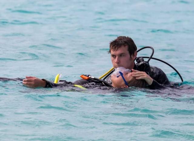 Rescue Diver course