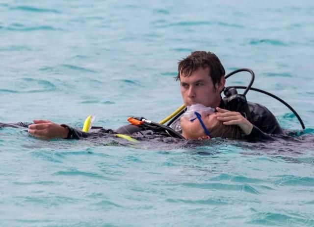 Rescue Diver Cursus