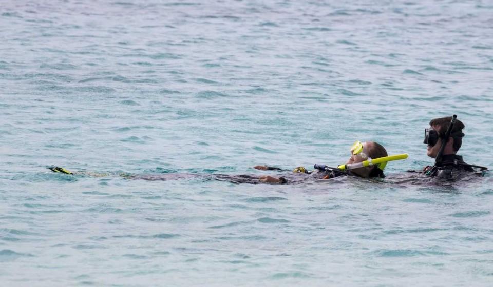 Cursus Rescue Diver helpt