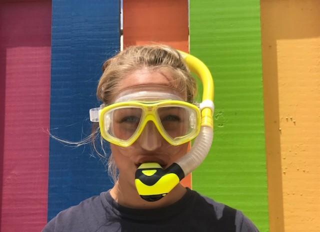 Masker en snorkel