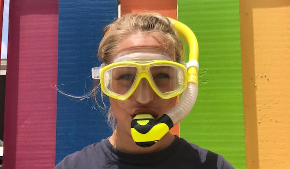 Masks and snorkels