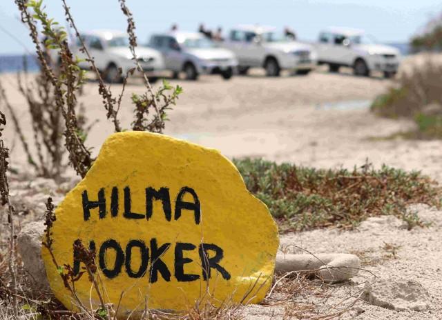 Hilma Hooker