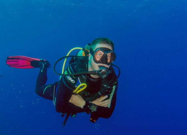 Self Reliant Diver Cursus