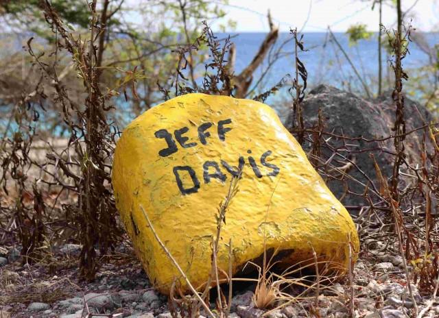 18. Jeff Davis Memorial