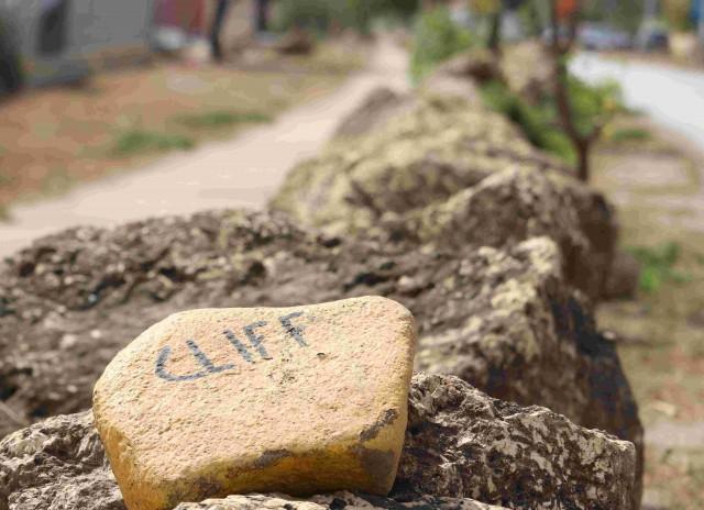 26. Cliff