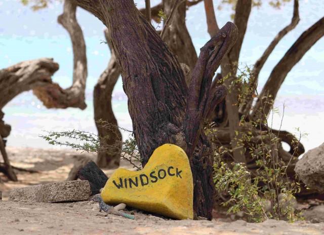 Windsock (Donkey Beach)