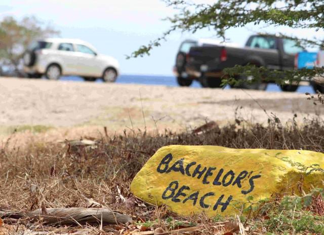 Bachelor's Beach