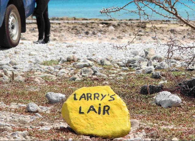 Larry's Lair
