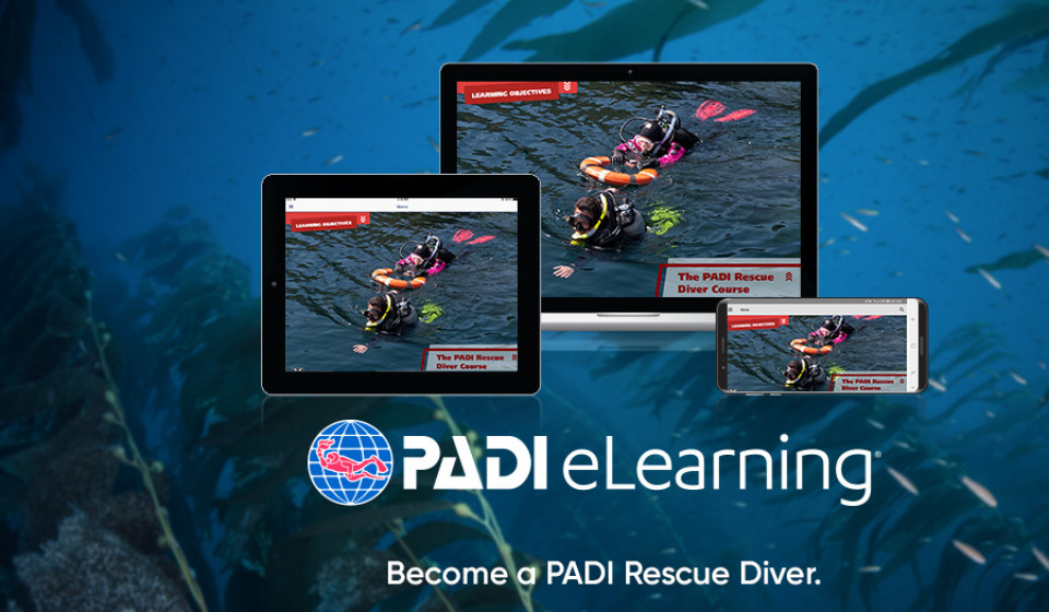 The Rescue Diver course helps