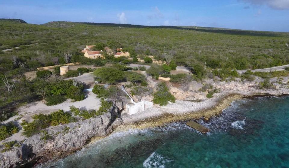 Bonaire duikspot 1: Karpata