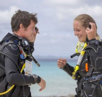 Open Water Diver Course after eLearning